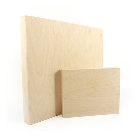 Standard Style Wood Panels - Wyndham Art Supplies