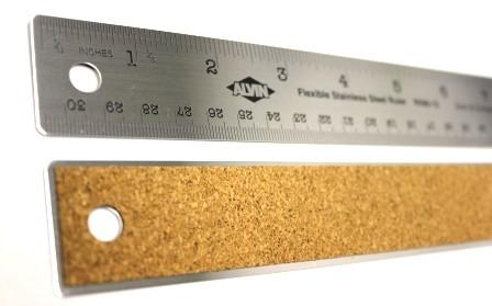Alvin Stainless Steel Rulers - Wyndham Art Supplies