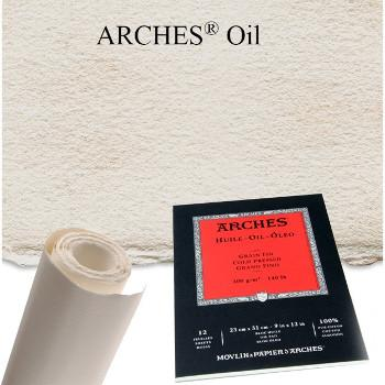 Arches Oil Paper 140LB - Wyndham Art Supplies