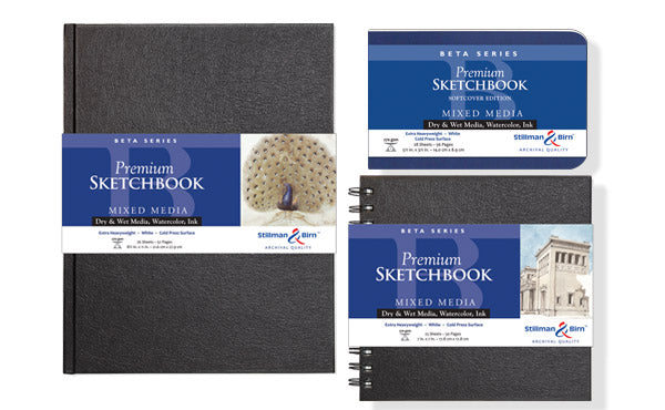 Stillman & Birn Beta Series - Wyndham Art Supplies