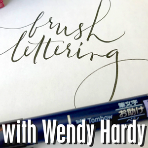 Calligraphy: Modern Brushlettering for Valentines Day - Wyndham Art Supplies