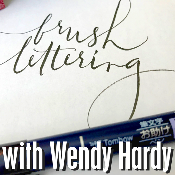 GSA Calligraphy: Brushletter - Wyndham Art Supplies