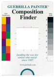 Guerrilla Composition Finder - Wyndham Art Supplies