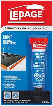 Heavy Duty Contact Cement 30ml