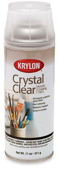 KRYLON Crystal Clear 12oz - Wyndham Art Supplies