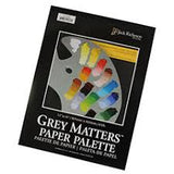 Grey Matters Paper Palettes - Wyndham Art Supplies