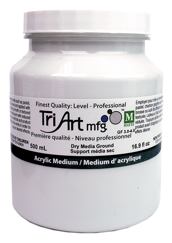 Tri-Art Dry Media Ground - Wyndham Art Supplies