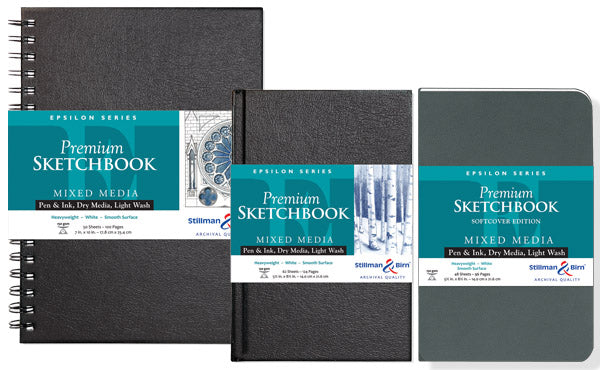 Stillman & Birn Epsilon Series - Wyndham Art Supplies