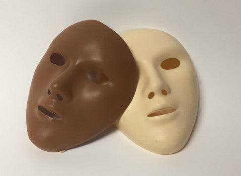 Face Mask - Flesh Colours - Wyndham Art Supplies