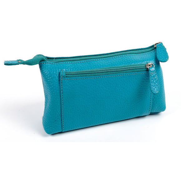 Pencil Case - Turquoise - Wyndham Art Supplies
