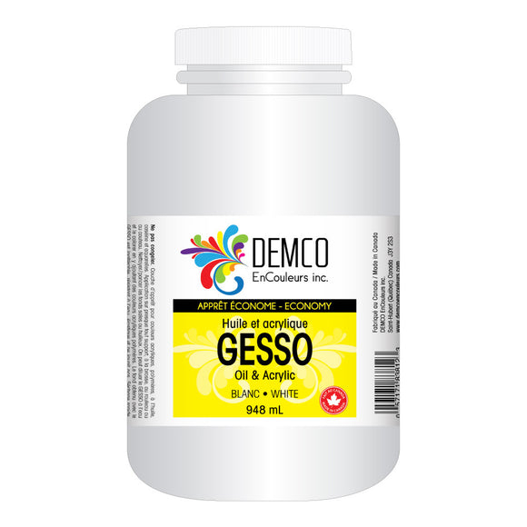 Demco Gesso - Wyndham Art Supplies