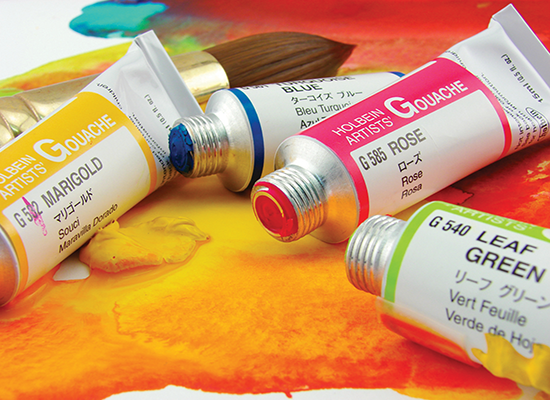 Holbein Designer Gouache - Wyndham Art Supplies