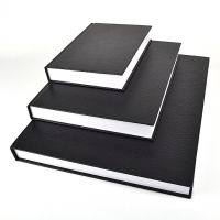 HJ Open Flat Permanent Sketchbook - Wyndham Art Supplies