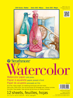 Strathmore Watercolour Pads - Wyndham Art Supplies