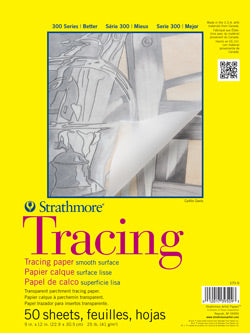 Strathmore Tracing Pad - Wyndham Art Supplies