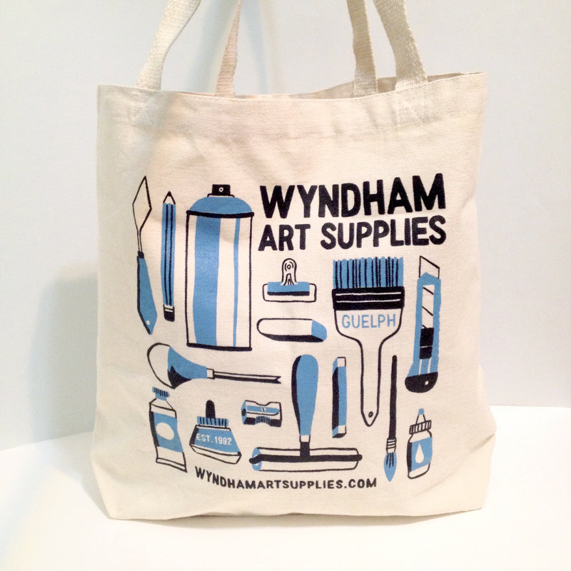WAS 25th Anniversary Totes - Wyndham Art Supplies