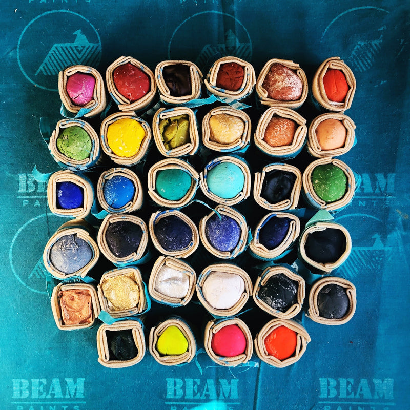 Beam Watercolour Paintstones