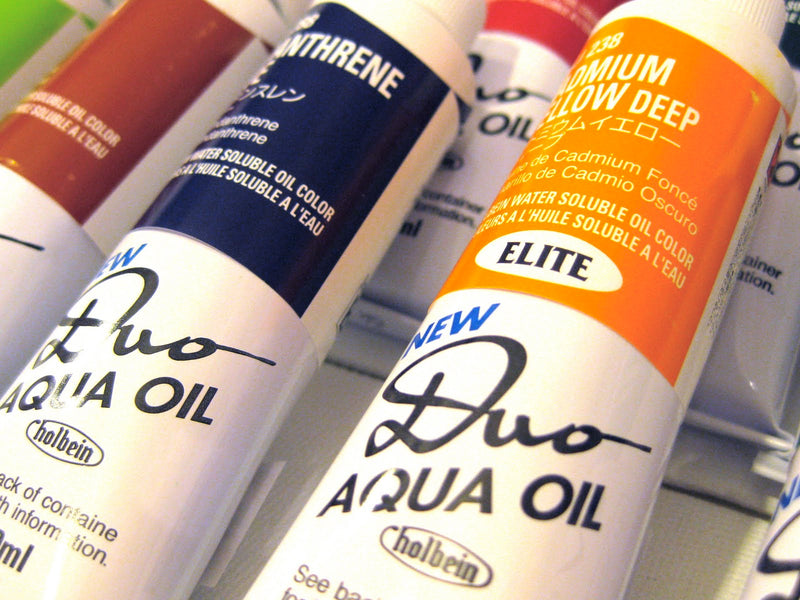Holbein Duo Aqua Watersoluble Oil Paint - Wyndham Art Supplies