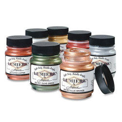 Jacquard Lumiere Paint - Wyndham Art Supplies