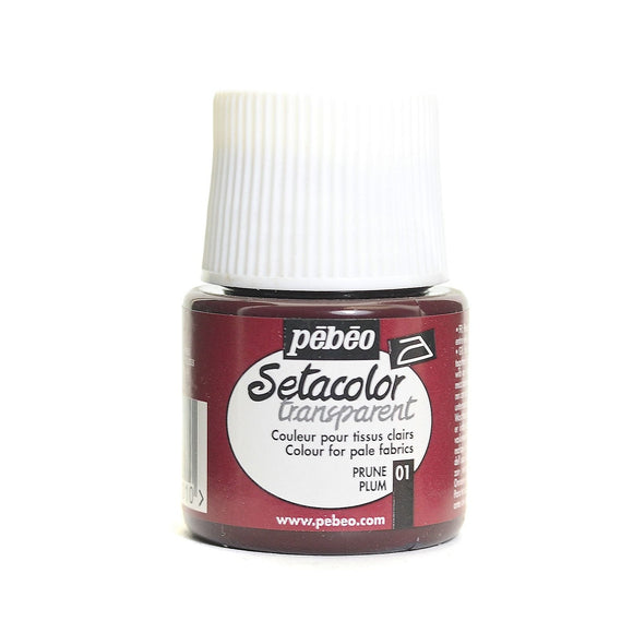 Pebeo Setacolour Fabric Paint