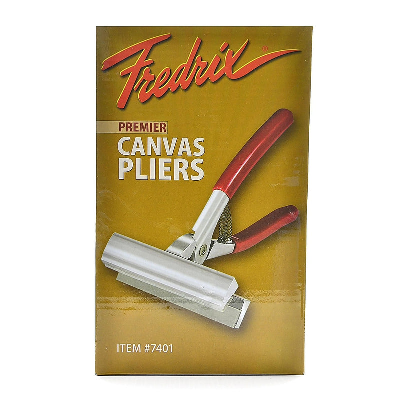 Fredrix Premier Canvas Pliers - Wyndham Art Supplies