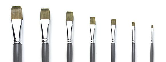 Mightlon Synthetic Brushes - Wyndham Art Supplies