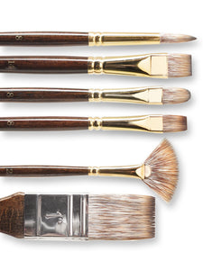 Winsor Newton Monarch Brushes
