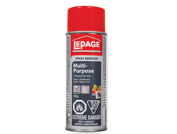 Lepage Multi Spray Adhesive - Wyndham Art Supplies