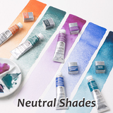 Winsor & Newton Professional Watercolours: Neutrals - Wyndham Art Supplies