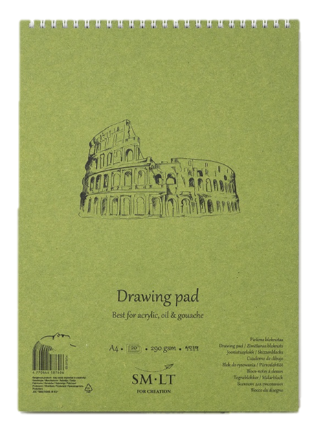 SMLT Drawing Pads - Wyndham Art Supplies