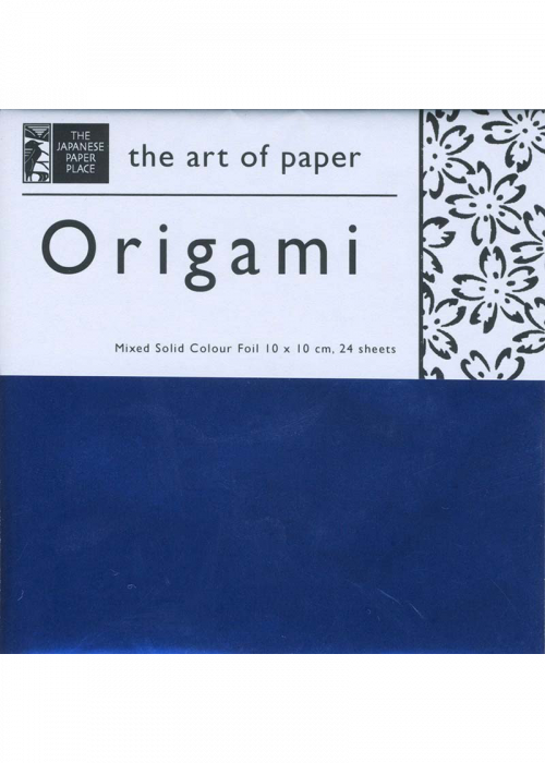 JPP Foil Origami Paper - Wyndham Art Supplies