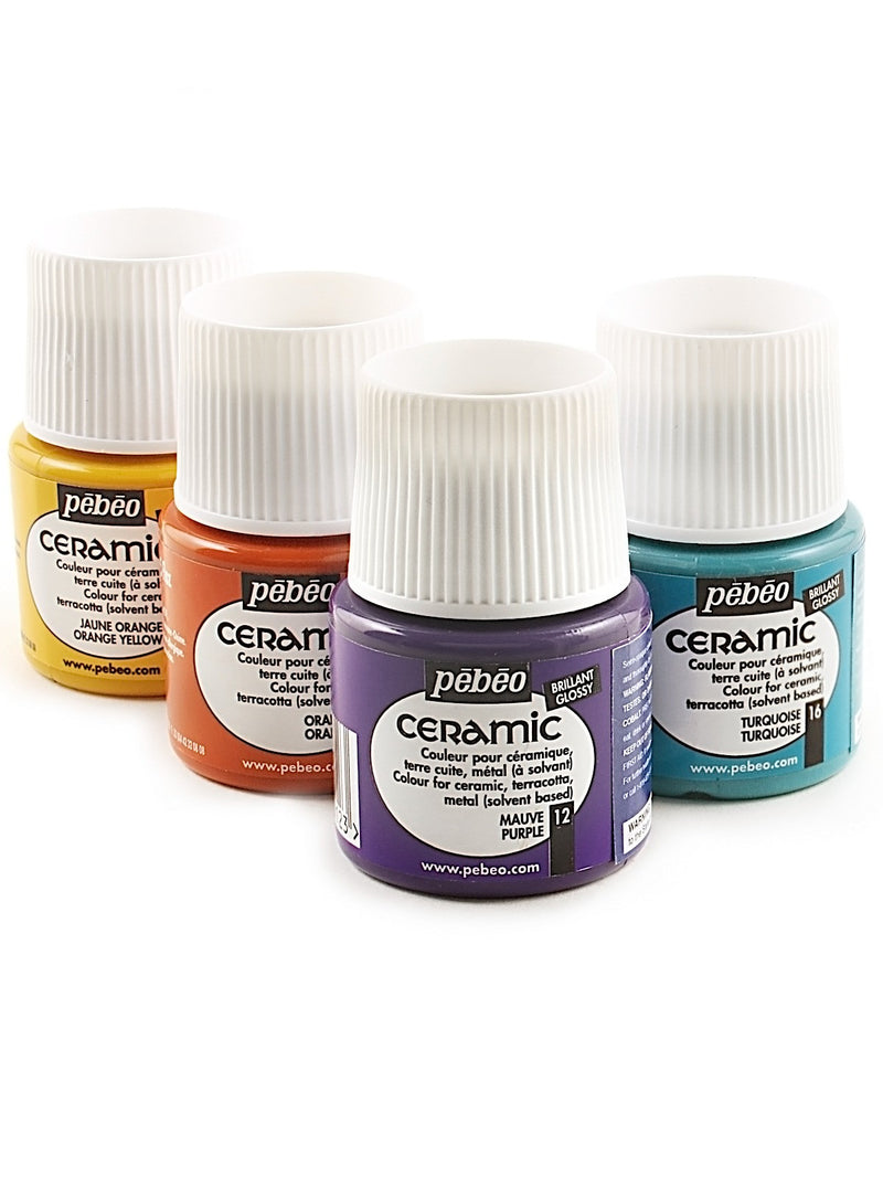 Pebeo Ceramic Paint - Wyndham Art Supplies