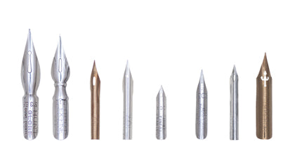 Speedball Pointed Pen Nibs