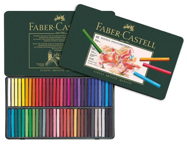 Faber Castell Polychromos Soft Pastels - Wyndham Art Supplies