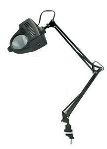 ALVIN Swing-Arm 1.75x Magnifier Lamp - Wyndham Art Supplies