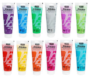 Pebeo Studio Acrylics 100ml - Wyndham Art Supplies