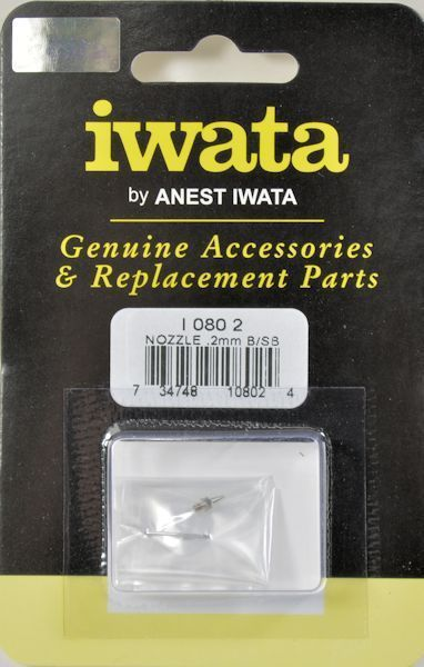 Iwata Replacement Fluid Nozzles - Wyndham Art Supplies