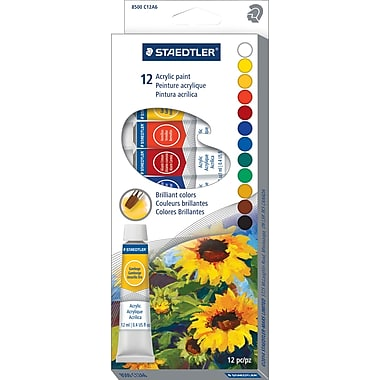 Staedtler Acrylic Paint Sets - Wyndham Art Supplies