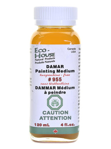 Eco-House Damar Painting Med - Wyndham Art Supplies