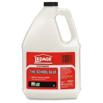 LePge School Glue 3L - Wyndham Art Supplies