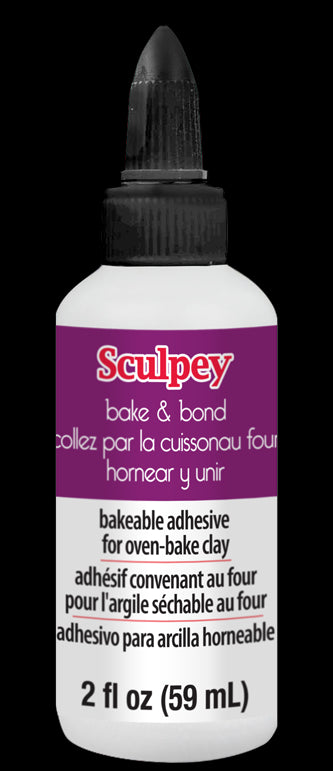Sculpey Bake & Bond 2oz