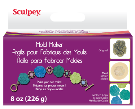 Sculpey Mold Maker 8oz