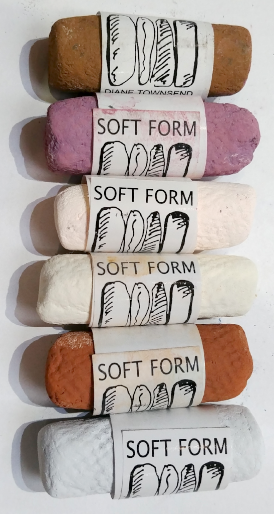 Diane Townsend Soft Form Pastels #61-90 - Wyndham Art Supplies