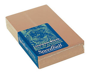 Speedball Mounted Lino Blocks - Wyndham Art Supplies