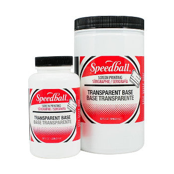 Speedball Fabric & Acrylic Transparent Base - Wyndham Art Supplies