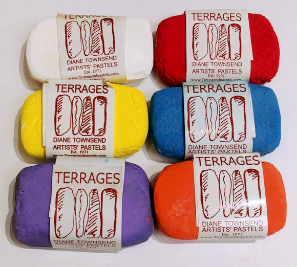 Terrages Pastels 1-99 - Wyndham Art Supplies