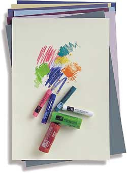 Colourfix Pastel Paper - Wyndham Art Supplies
