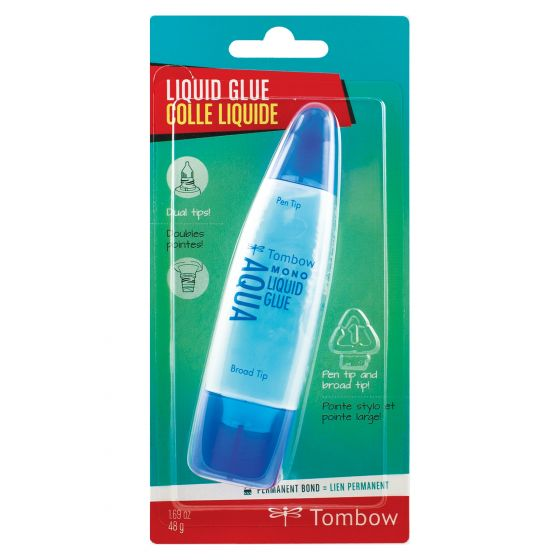 Tombow Liquid Glue Aqua - Wyndham Art Supplies