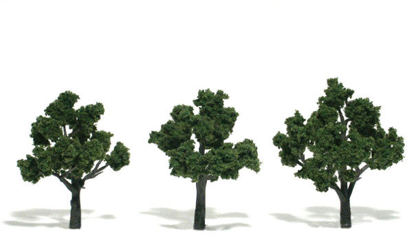 Realistic Trees TR1507 3pc. - Wyndham Art Supplies