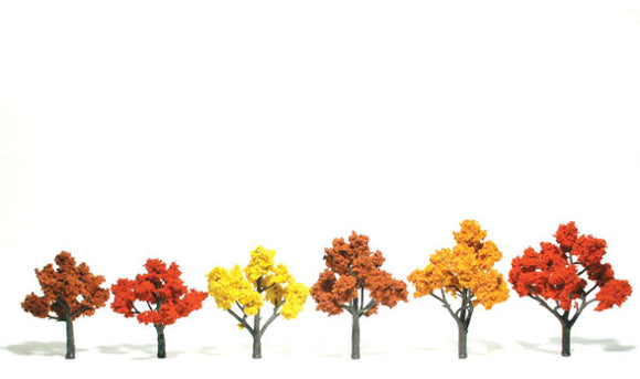 Realistic Trees TR1541 6pc. - Wyndham Art Supplies